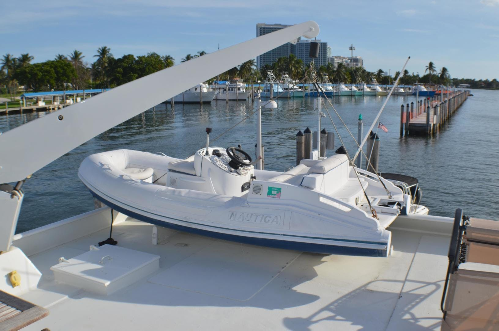 1989 Broward 104' Cockpit Motor Yacht ISABELLA   Picture 1 of 74