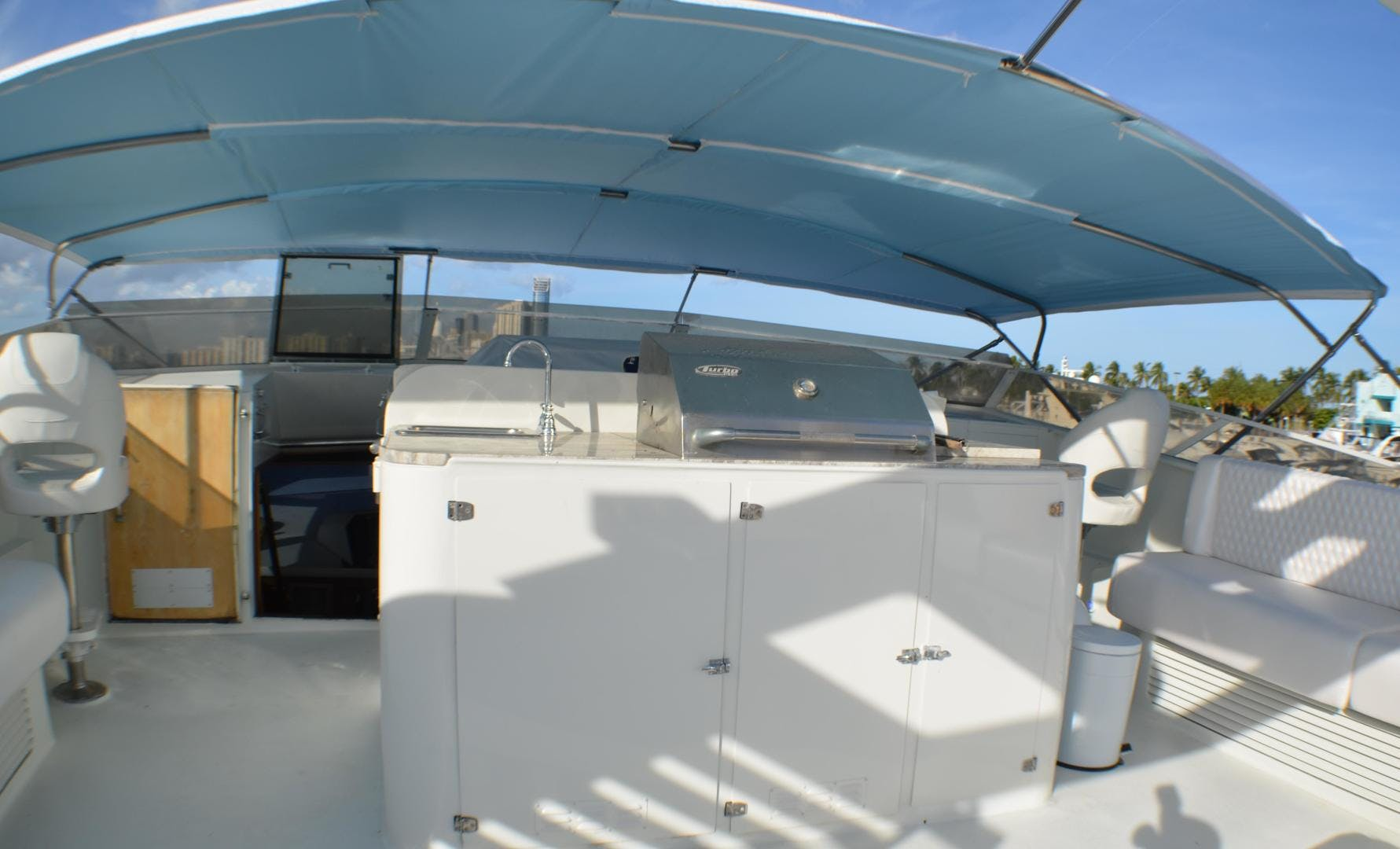 1989 Broward 104' Cockpit Motor Yacht ISABELLA | Picture 6 of 74