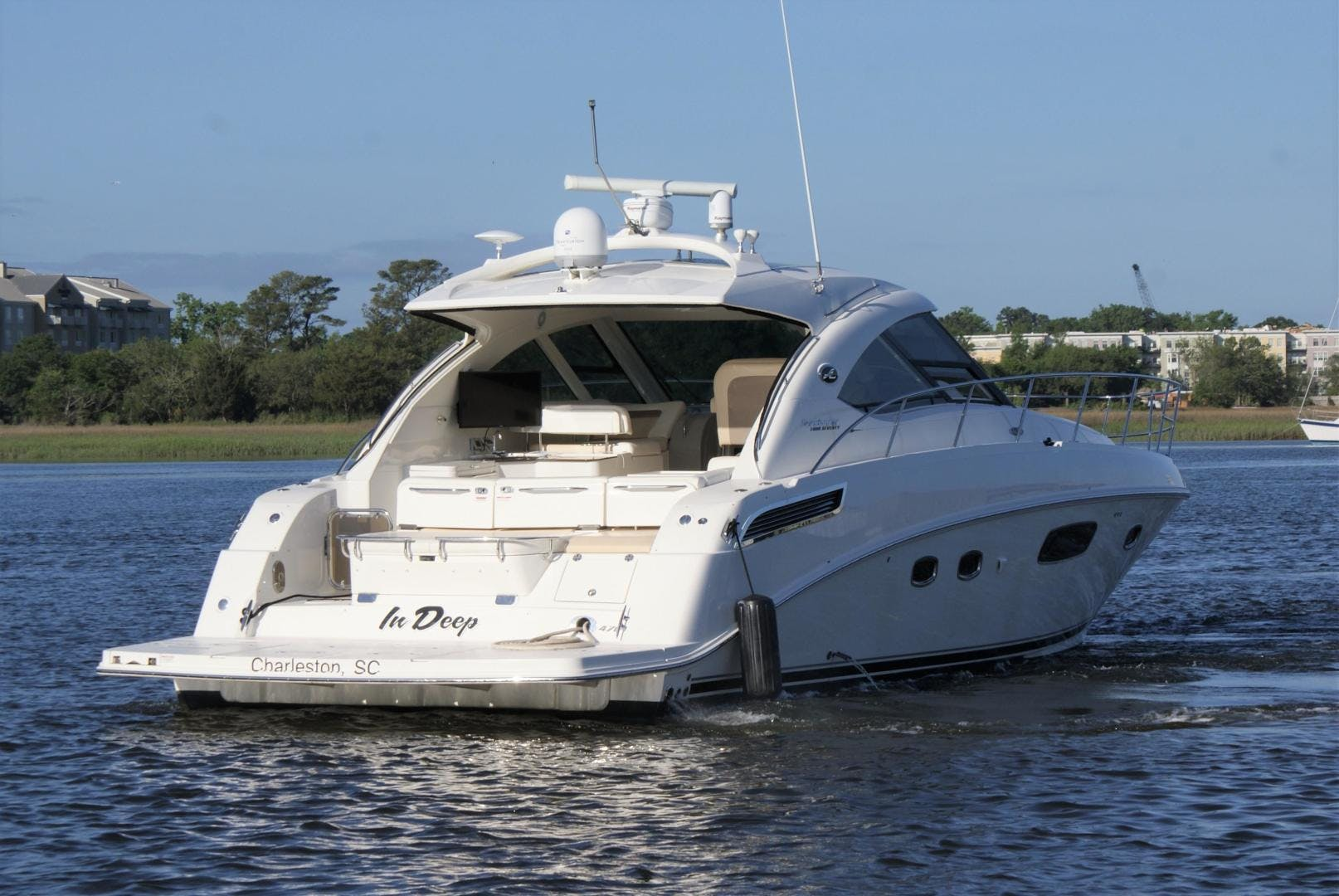 2012 Sea Ray 47' 470 Sundancer IN DEEP | Picture 4 of 29