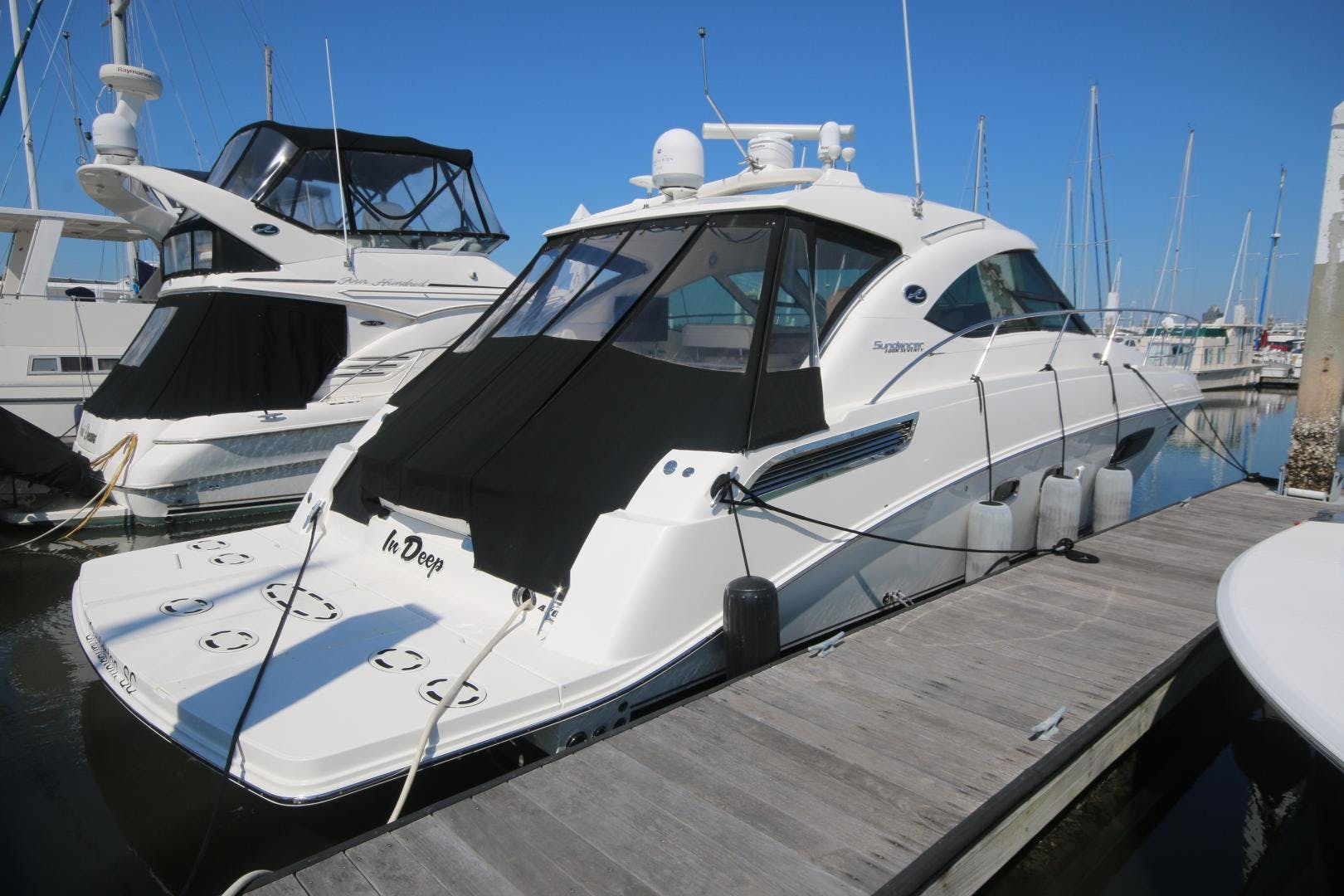 2012 Sea Ray 47' 470 Sundancer IN DEEP | Picture 8 of 29