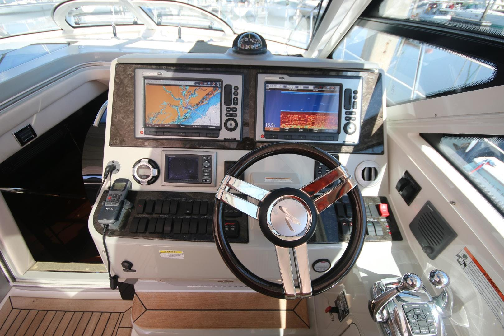 2012 Sea Ray 47' 470 Sundancer IN DEEP | Picture 6 of 29