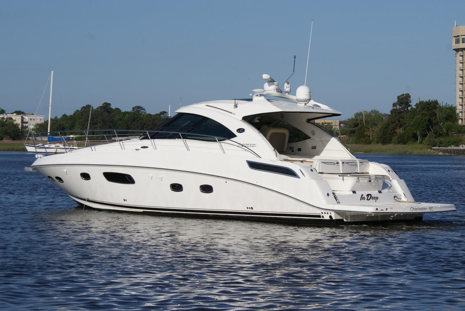 2012 Sea Ray 47' 470 Sundancer IN DEEP | Picture 3 of 29