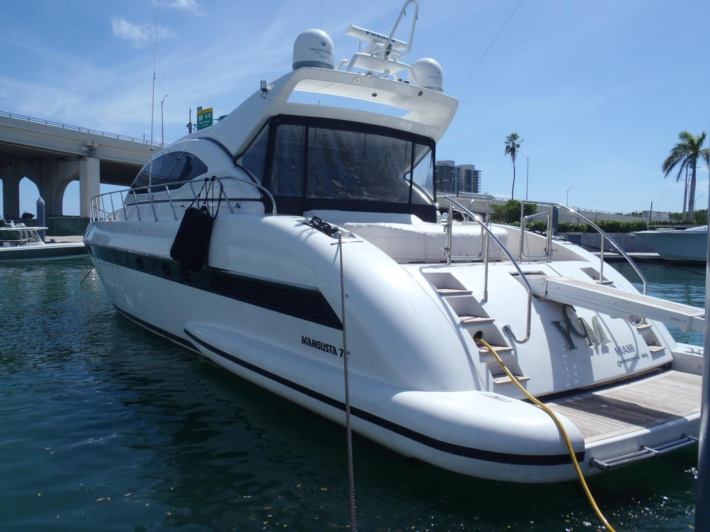 2006 Mangusta 72' 72 YCM | Picture 4 of 47