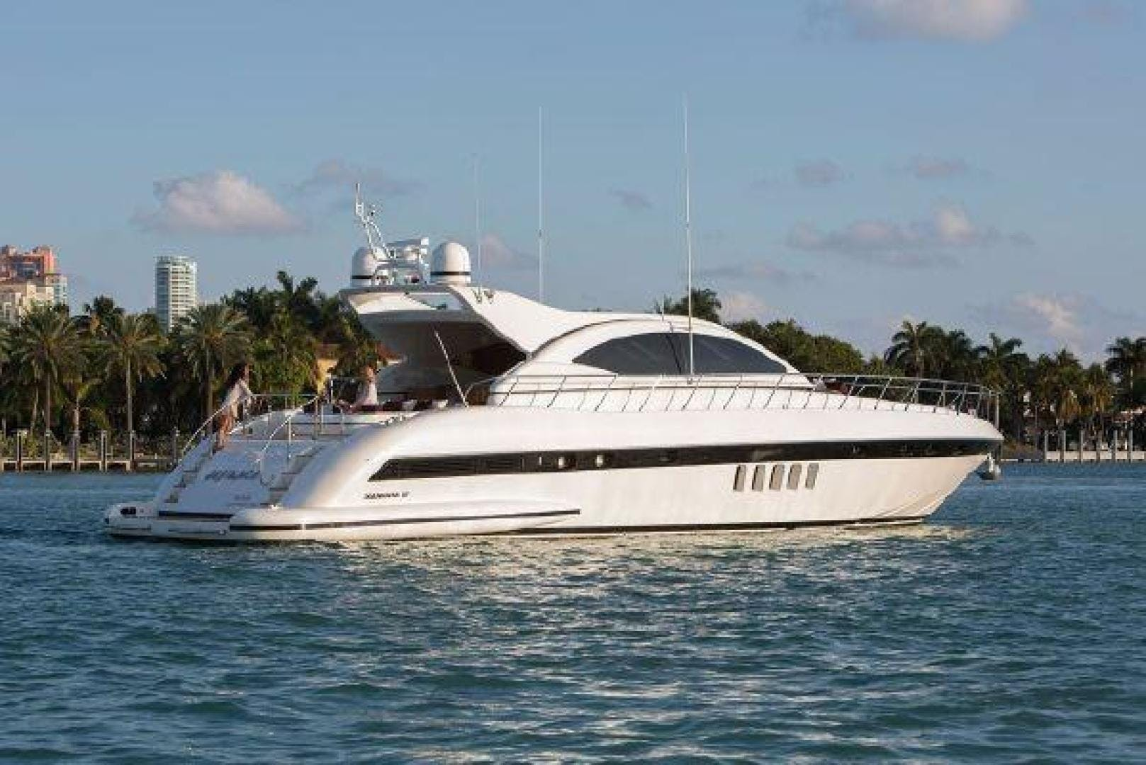 2006 Mangusta 72' 72 YCM | Picture 6 of 47