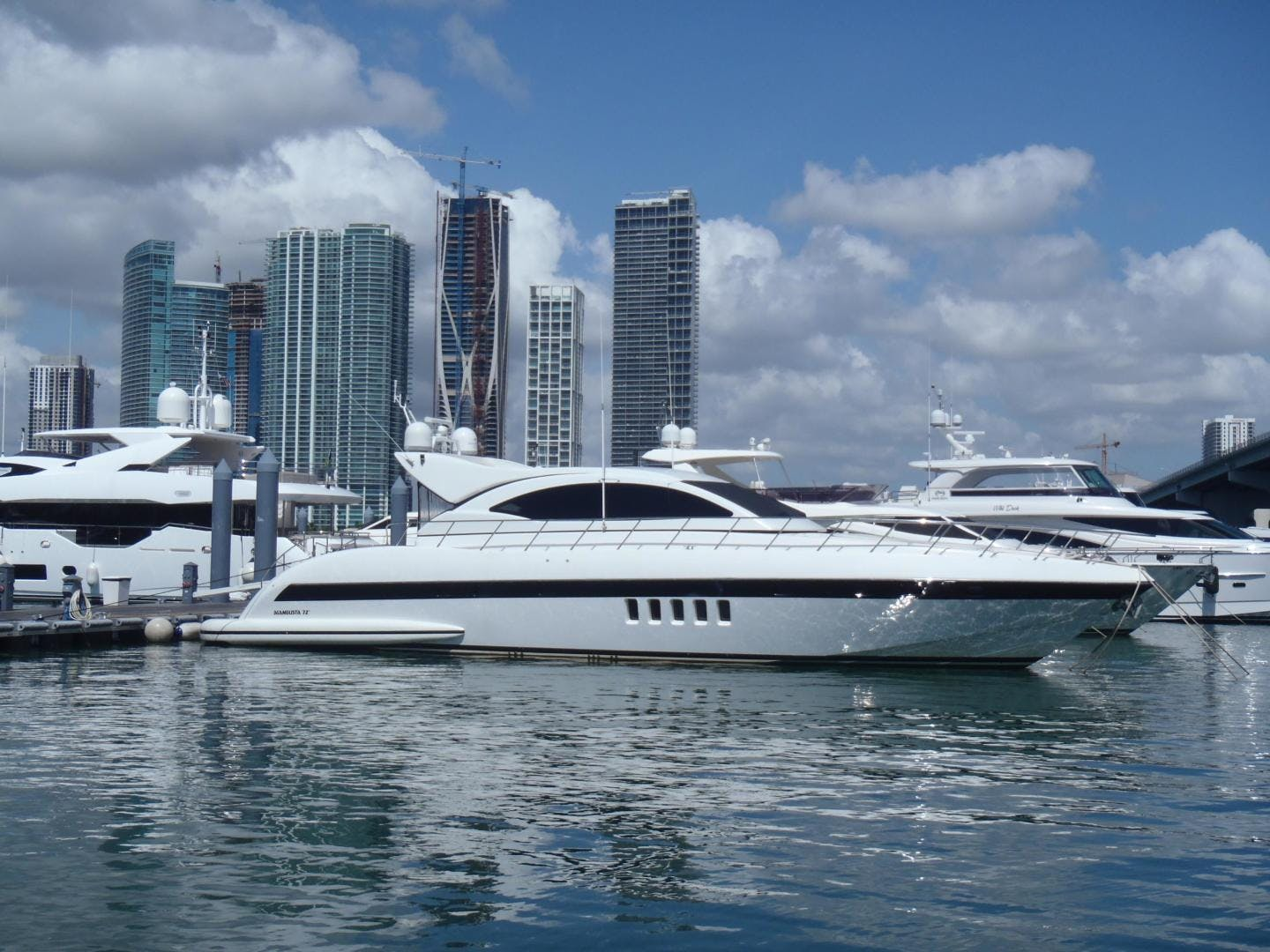 2006 Mangusta 72' 72 YCM | Picture 1 of 47