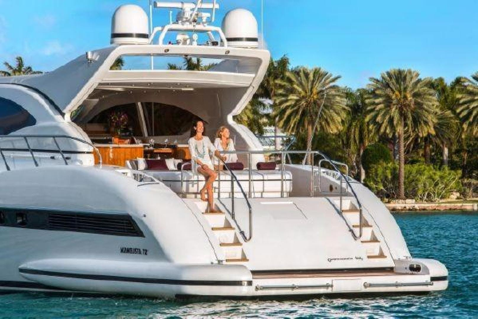2006 Mangusta 72' 72 YCM | Picture 7 of 47
