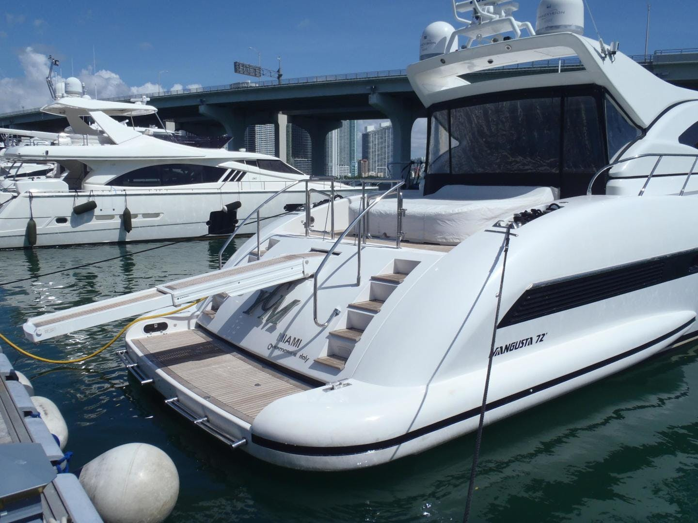 2006 Mangusta 72' 72 YCM | Picture 3 of 47