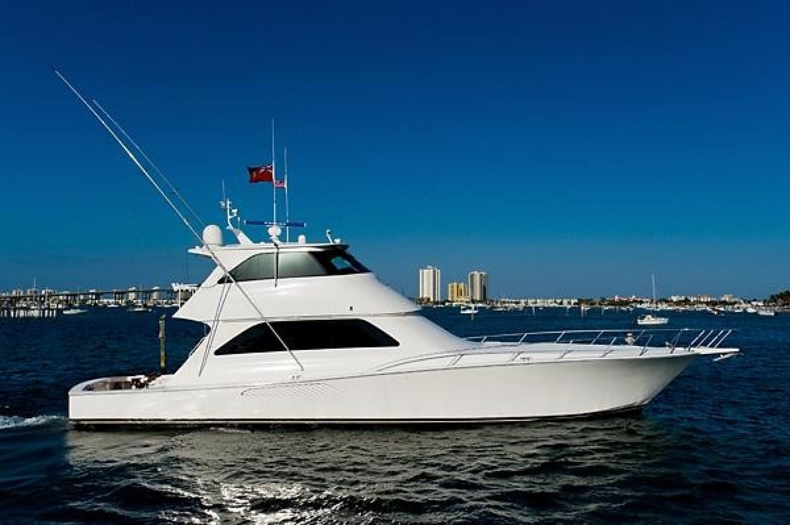 2008 Viking 68' Enclosed No Name 68 | Picture 1 of 42