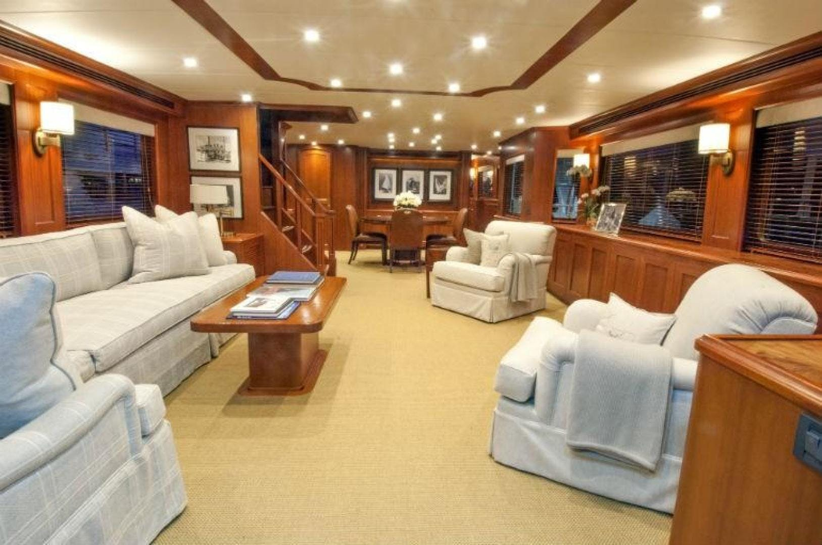 2013 Offshore Yachts 90' Voyager Drumbeat | Picture 8 of 42