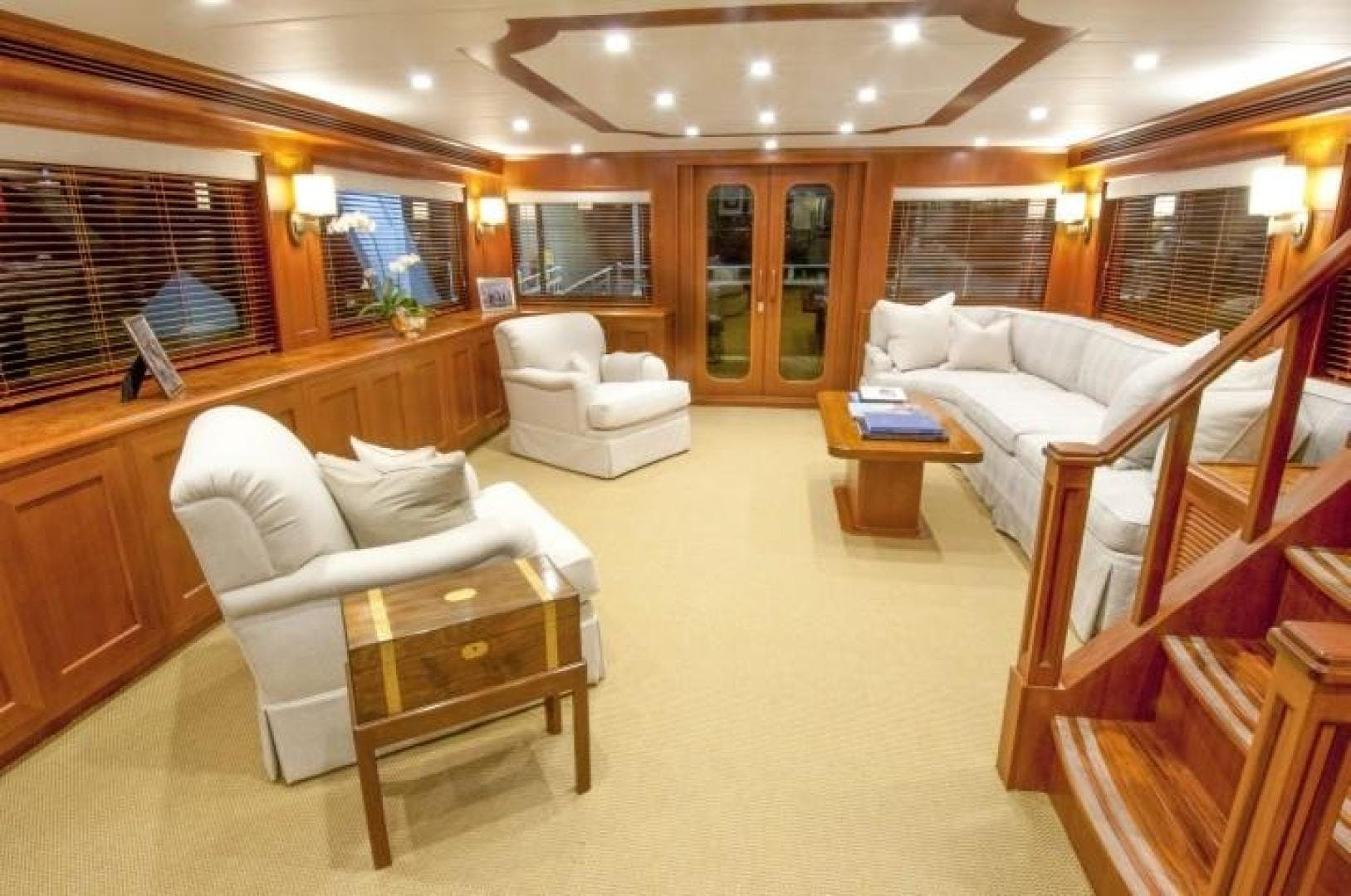 2013 Offshore Yachts 90' Voyager Drumbeat | Picture 4 of 42