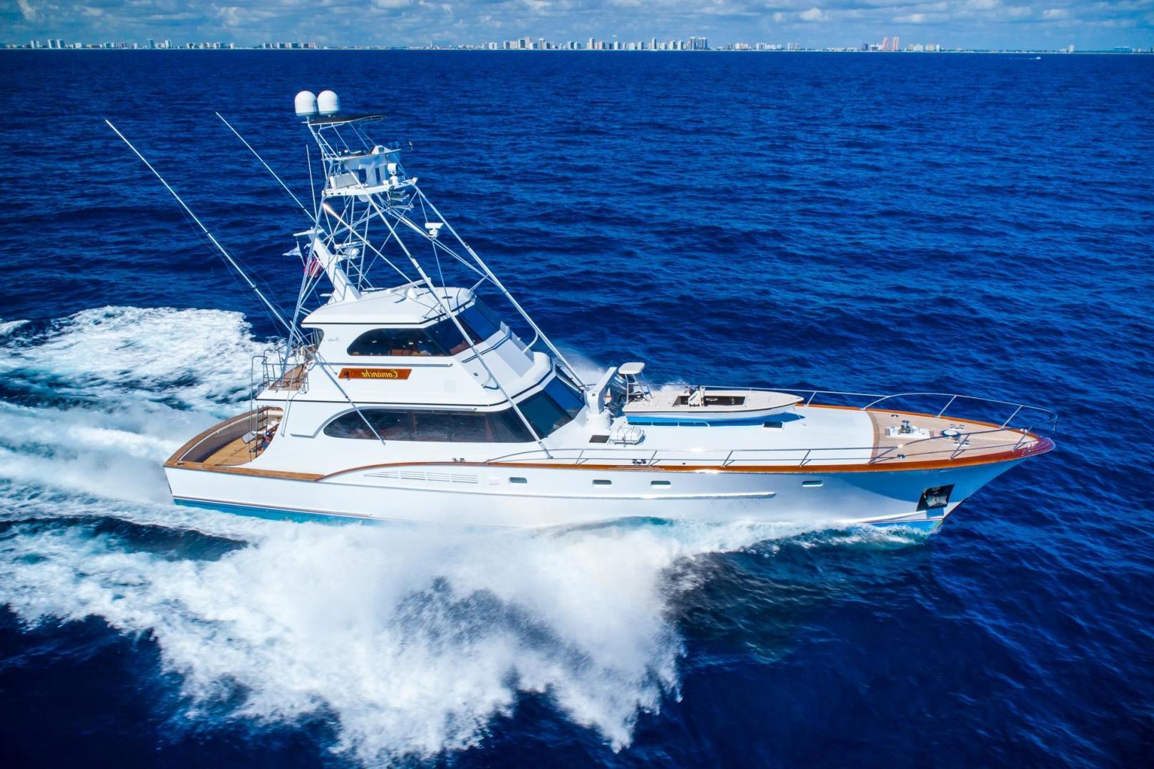 "1985 Feadship 87' Yacht Fisherman ""COMANCHE"""