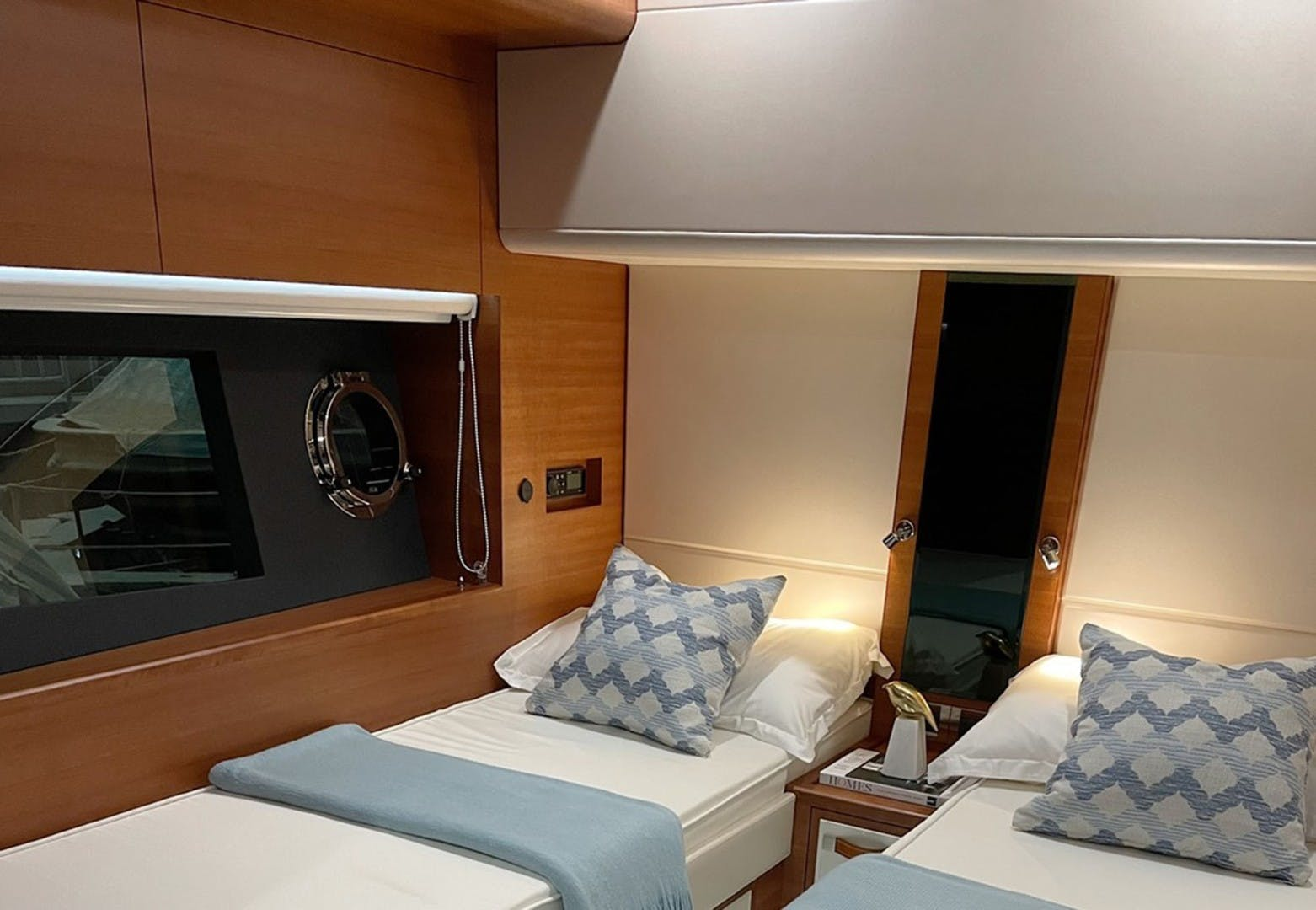 2022 Dyna Yachts 63' Flybridge    Picture 3 of 35
