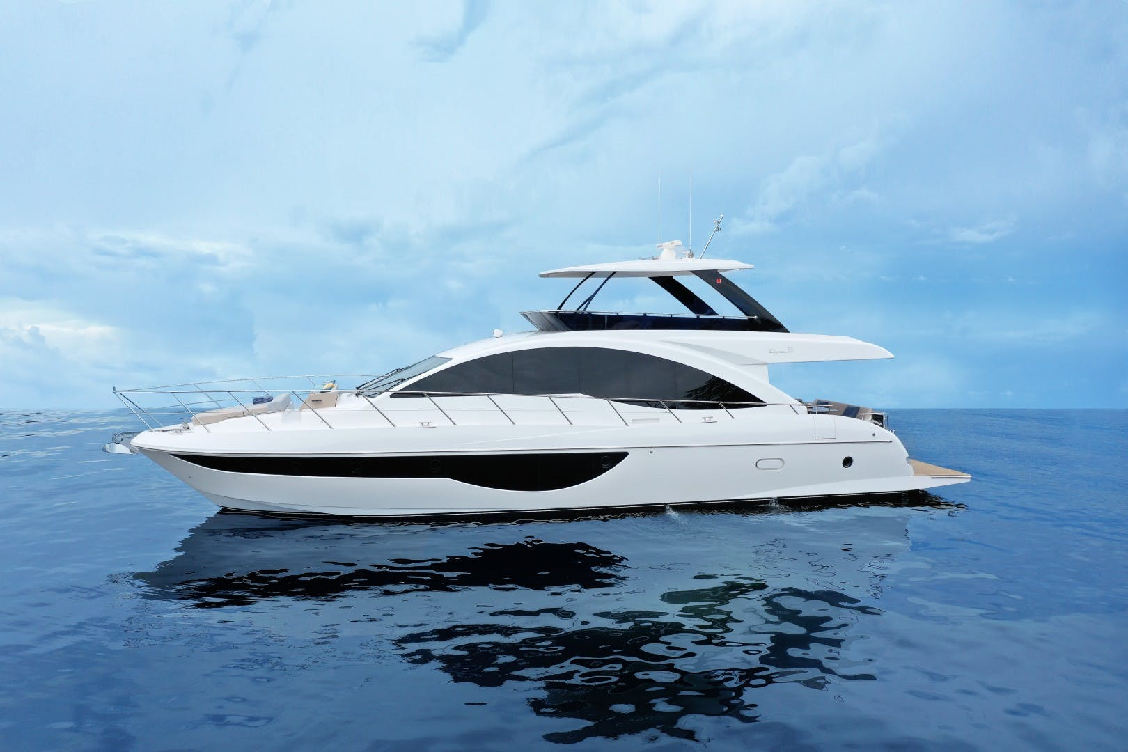 2022 Dyna Yachts 63' Flybridge    Picture 2 of 35