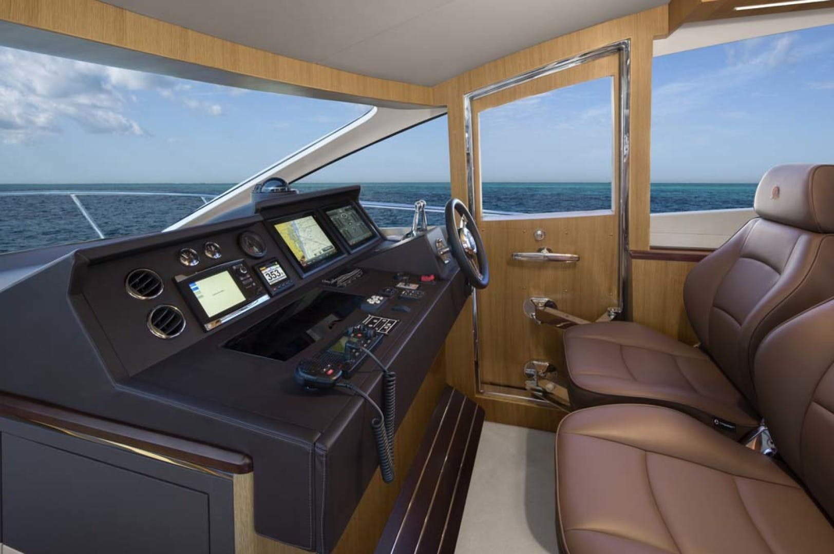2021 Dyna Yachts 63' Flybridge    Picture 4 of 36