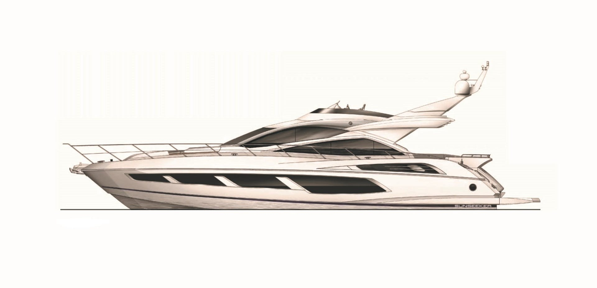 2014 Sunseeker 68' Sport  LONG WAY ROUND | Picture 3 of 36
