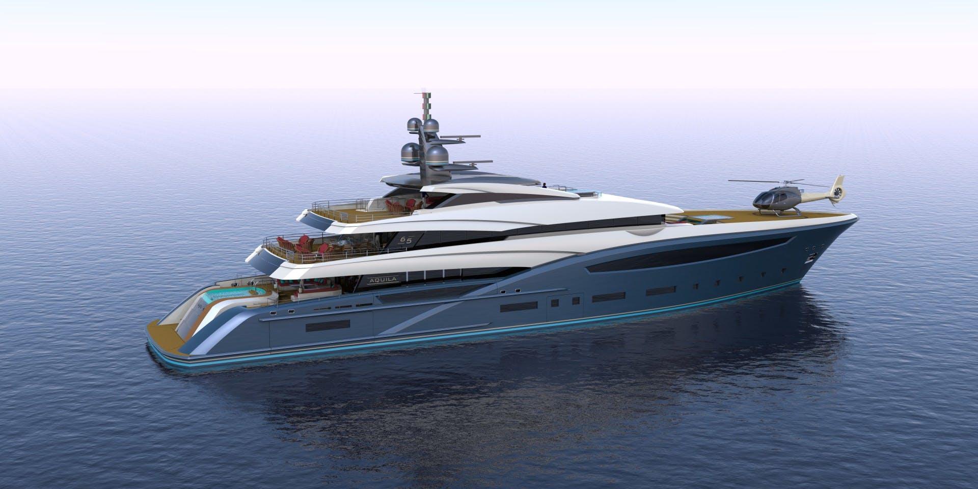 2023 Custom 213' Hull #1 CUSTOM 65M | Picture 8 of 11