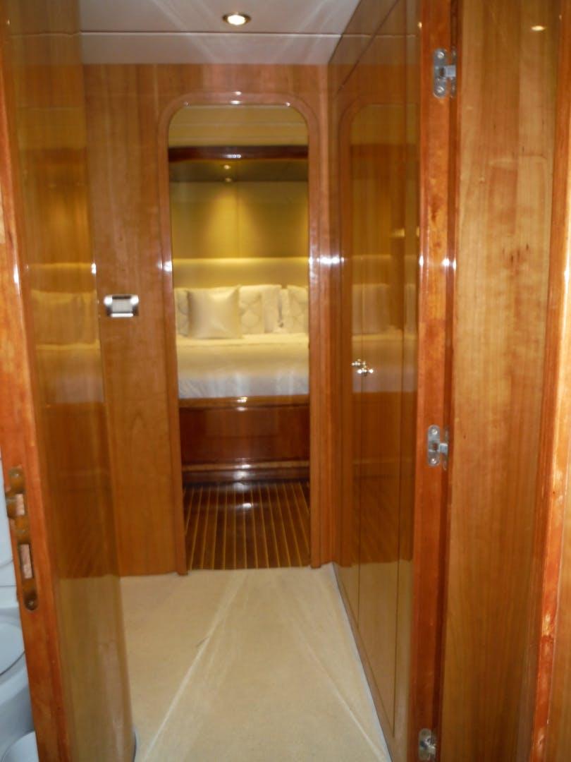 2001 Hargrave 82' Flybridge Motor Yacht GRACE   Picture 1 of 74