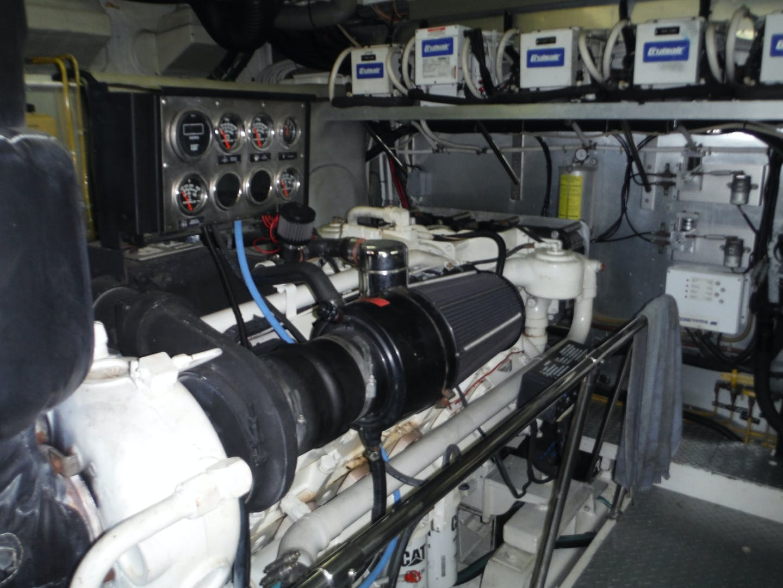 2001 Hargrave 82' Flybridge Motor Yacht GRACE   Picture 5 of 74