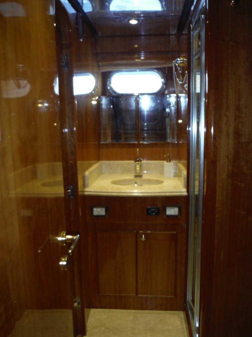 2001 Hargrave 82' Flybridge Motor Yacht GRACE   Picture 6 of 74