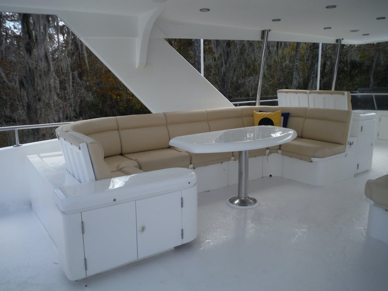 2001 Hargrave 82' Flybridge Motor Yacht GRACE   Picture 7 of 74
