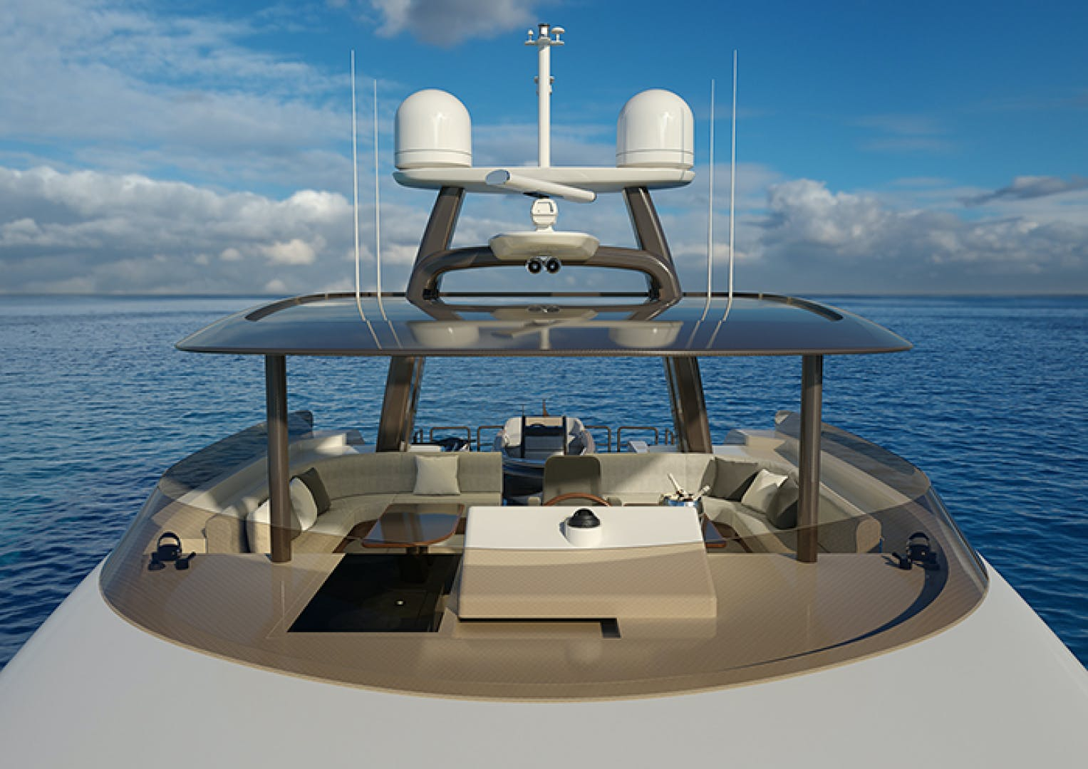 2022 Crescent 110' 110 Fast Pilothouse Yacht CRESCENT 110 | Picture 2 of 13