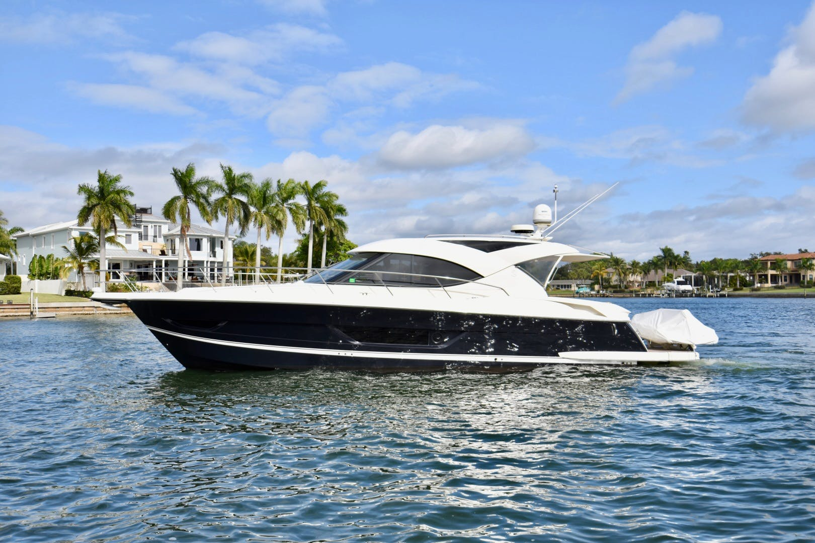 2015 Riviera 44' 44 Sport Yacht Gail Force | Picture 1 of 40