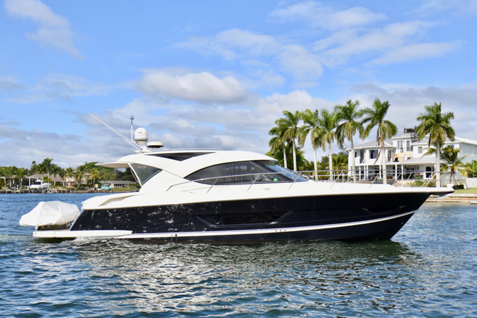 "2015 Riviera 44' 44 Sport Yacht ""Gail Force"""