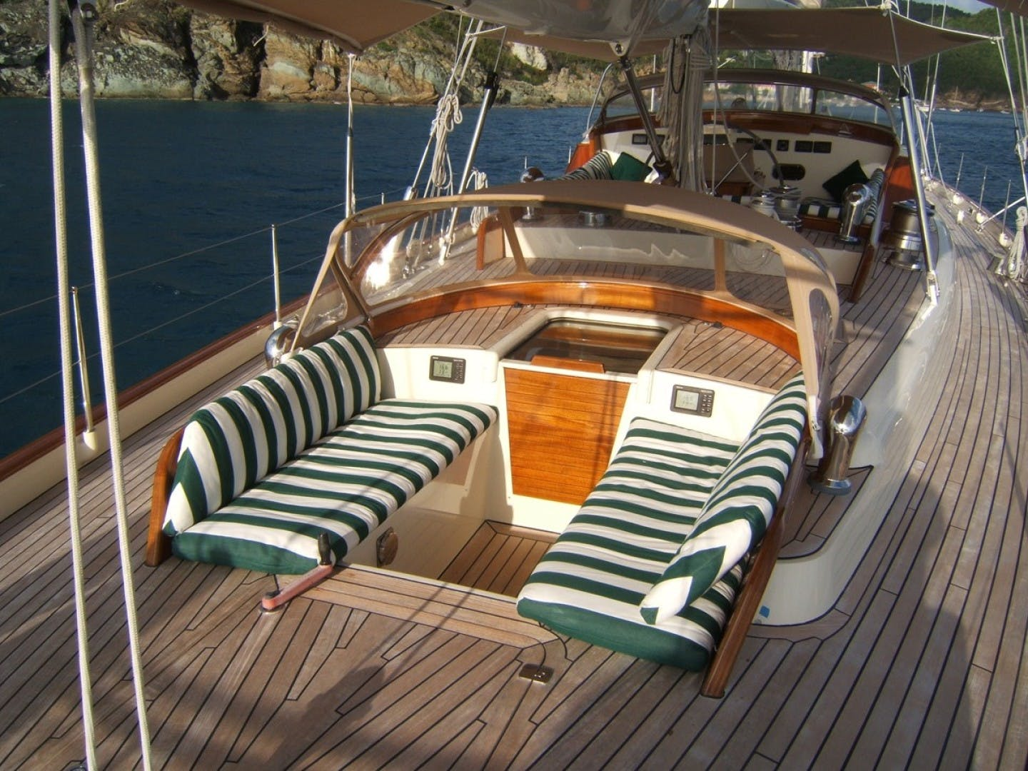 1999 Vitters 93' Performance Cruiser CARMELLA  | Picture 6 of 30
