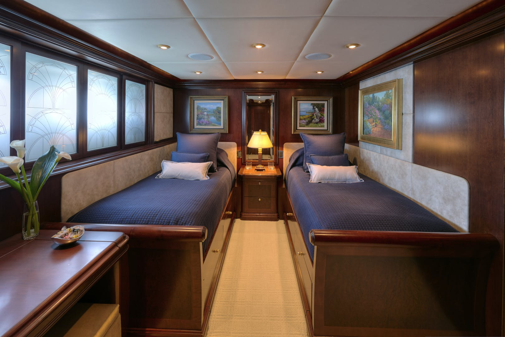 2005 Trinity Yachts 161' Motor Yacht ZOOM ZOOM ZOOM | Picture 1 of 32