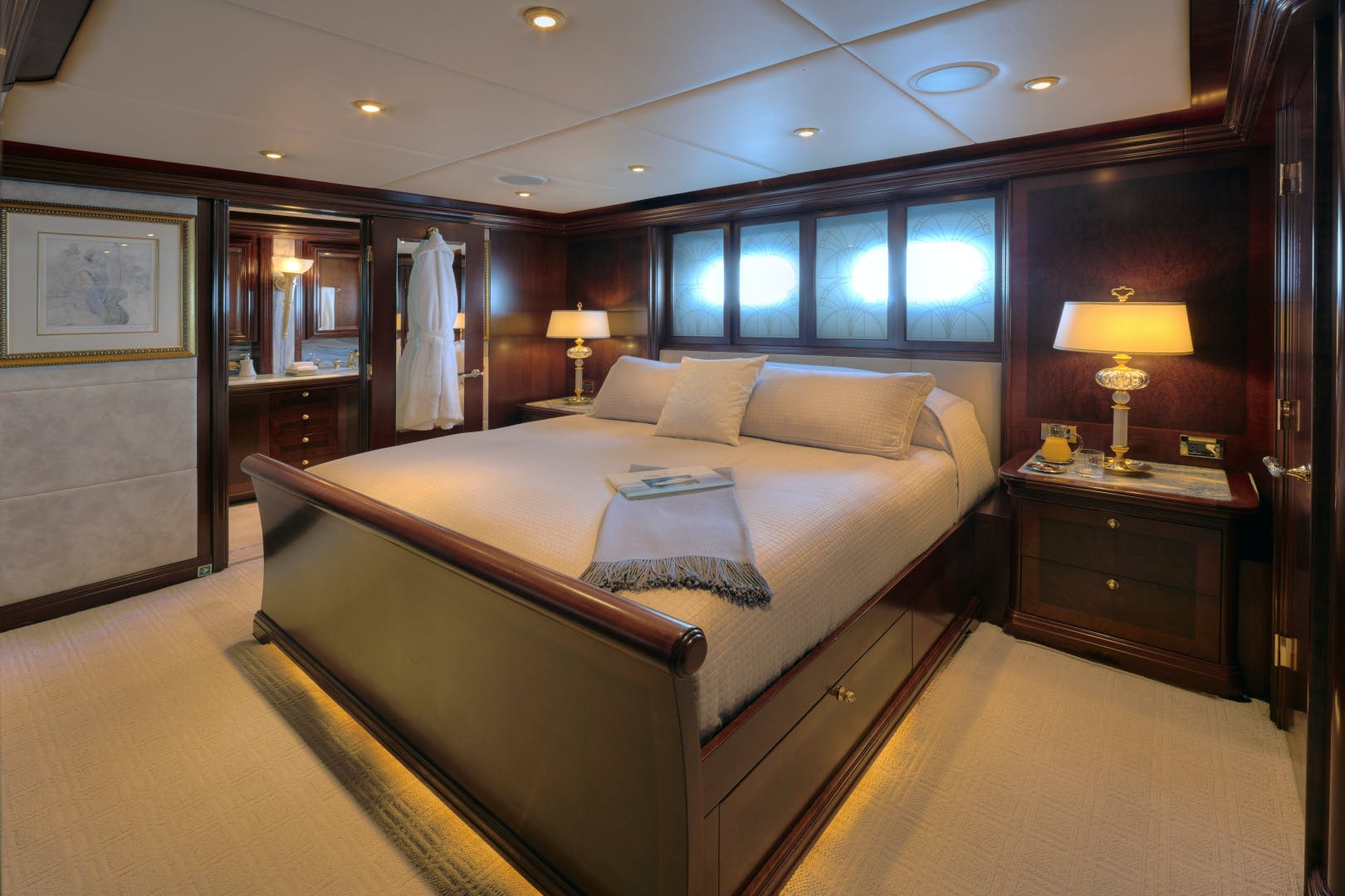 2005 Trinity Yachts 161' Motor Yacht ZOOM ZOOM ZOOM | Picture 7 of 32