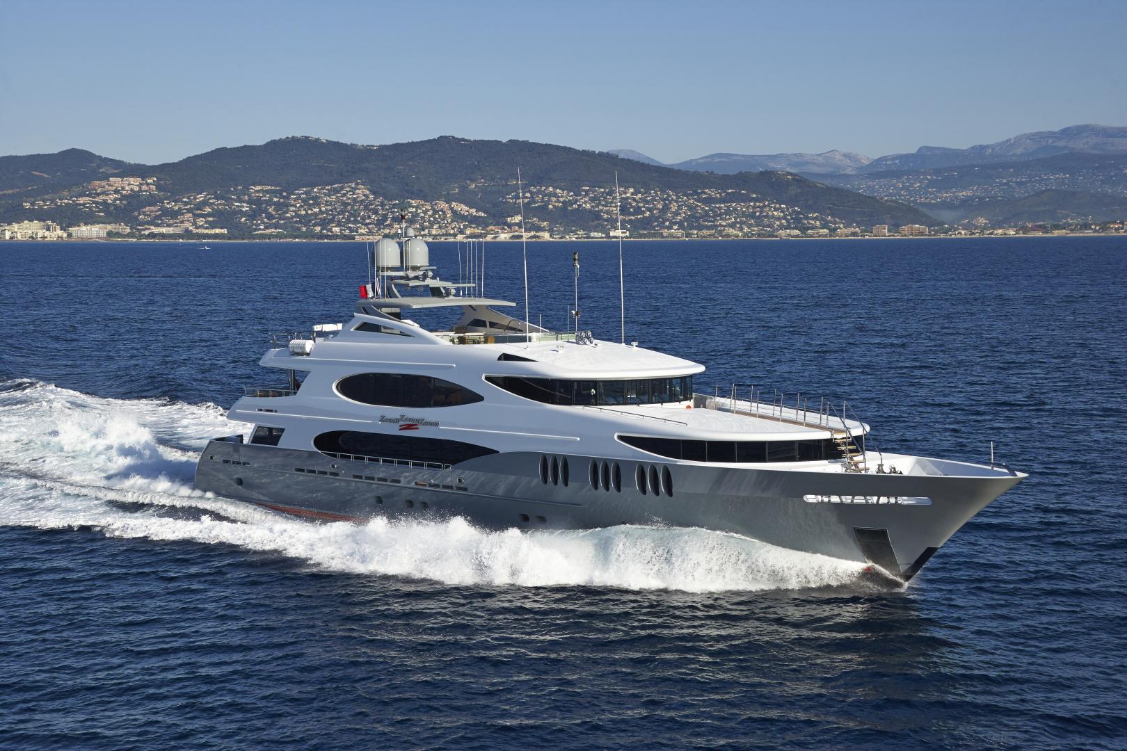 "2005 Trinity Yachts 161' Motor Yacht ""ZOOM ZOOM ZOOM"""