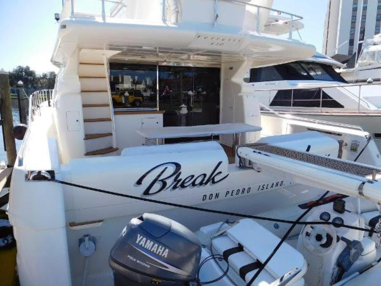2009 Ferretti Yachts 63' 630 BREAKAWAY | Picture 8 of 99