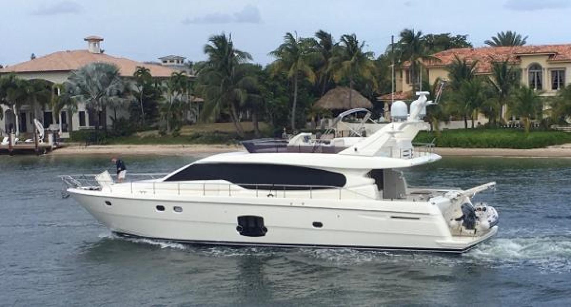 "2009 Ferretti Yachts 63' 630 ""BREAKAWAY"""