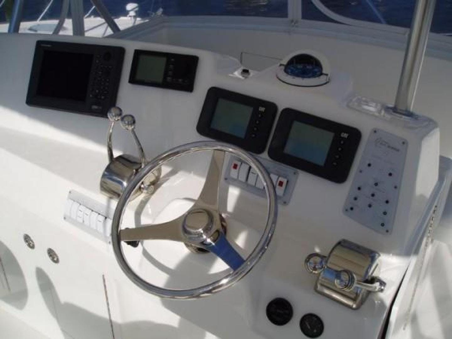 2004 Egg Harbor 37' 37 SportYacht Off The Chart   Picture 2 of 19