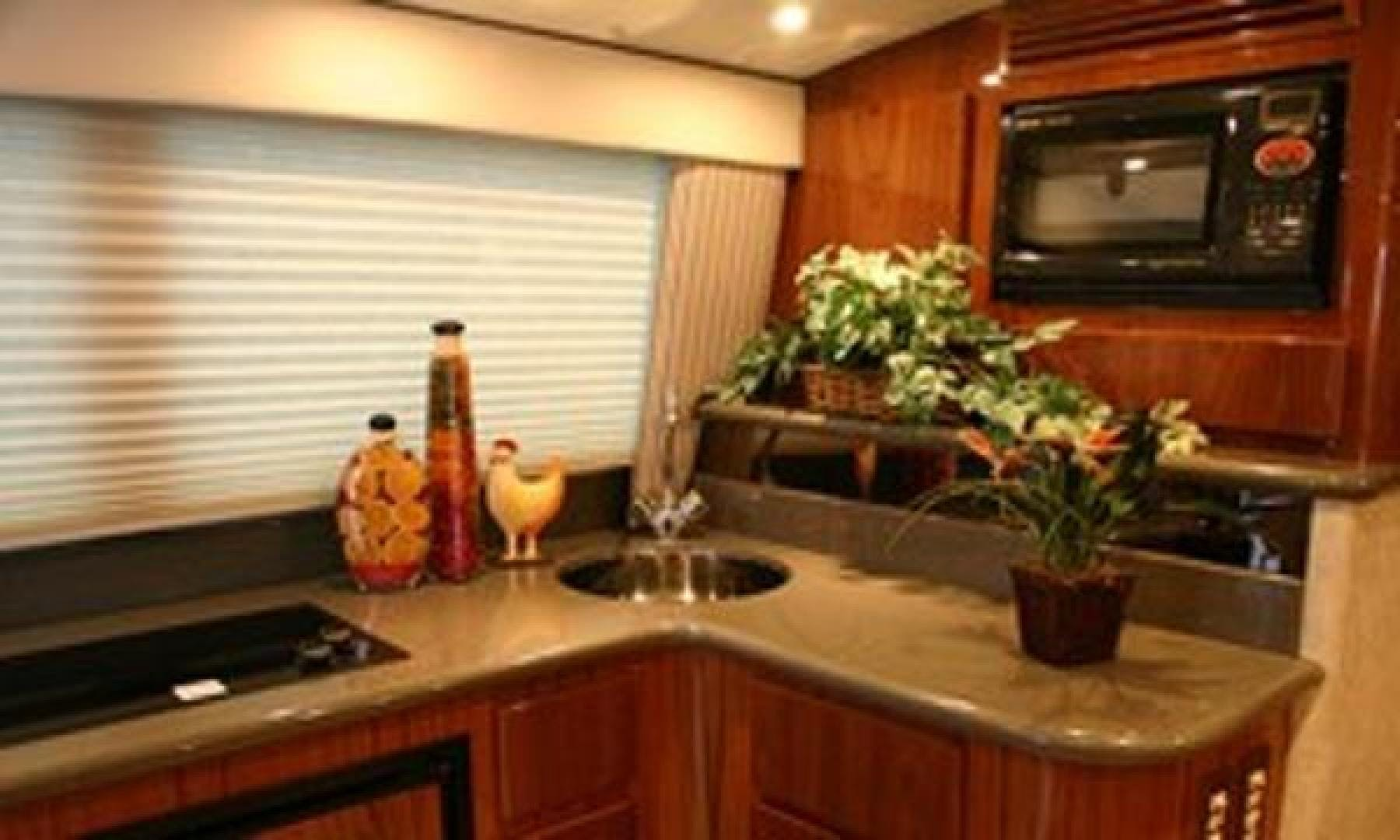 2004 Egg Harbor 37' 37 SportYacht Off The Chart   Picture 5 of 19
