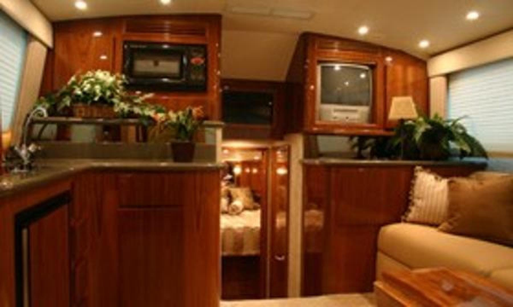 2004 Egg Harbor 37' 37 SportYacht Off The Chart   Picture 8 of 19