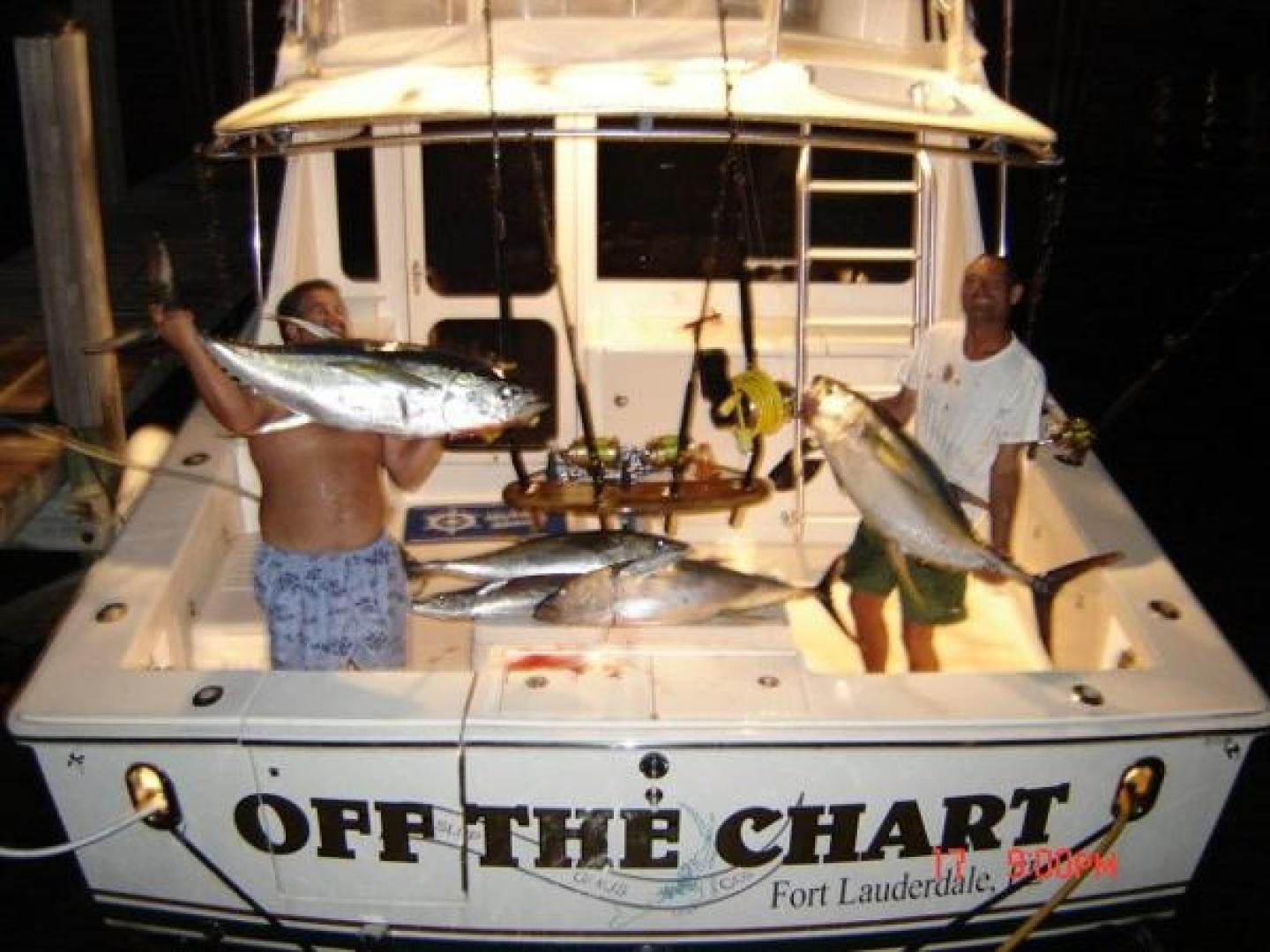 2004 Egg Harbor 37' 37 SportYacht Off The Chart   Picture 3 of 19