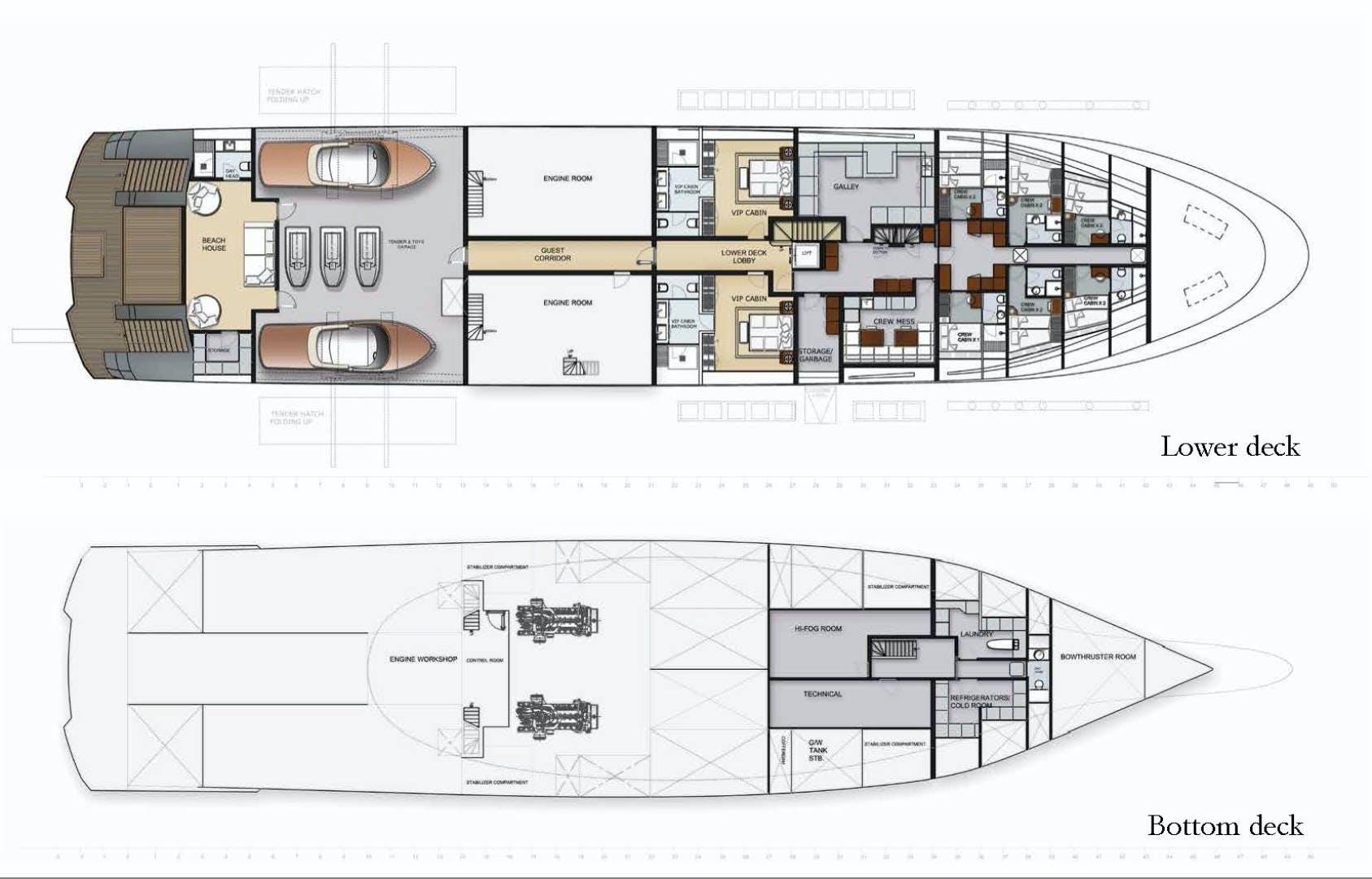 2023 RMK Marine 190'  RMK 58M | Picture 6 of 15