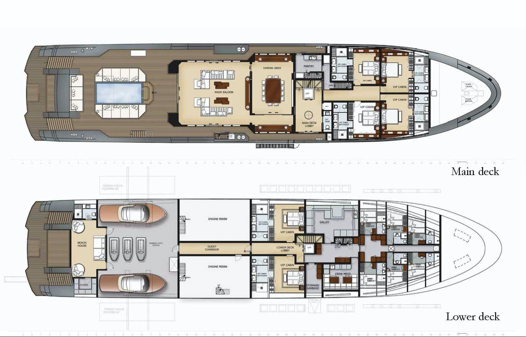 2023 RMK Marine 190'  RMK 58M | Picture 7 of 15