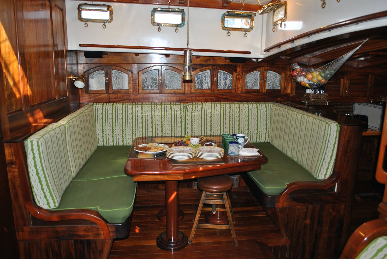 1991 Covey Island Boat Works 73' Schooner TREE OF LIFE | Picture 6 of 45