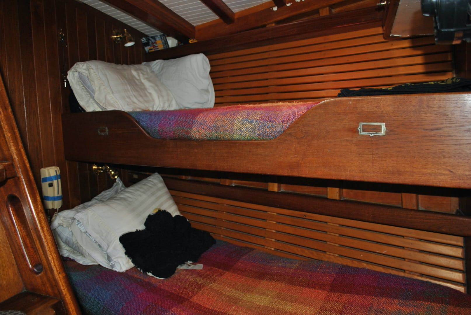 1991 Covey Island Boat Works 73' Schooner TREE OF LIFE | Picture 1 of 45