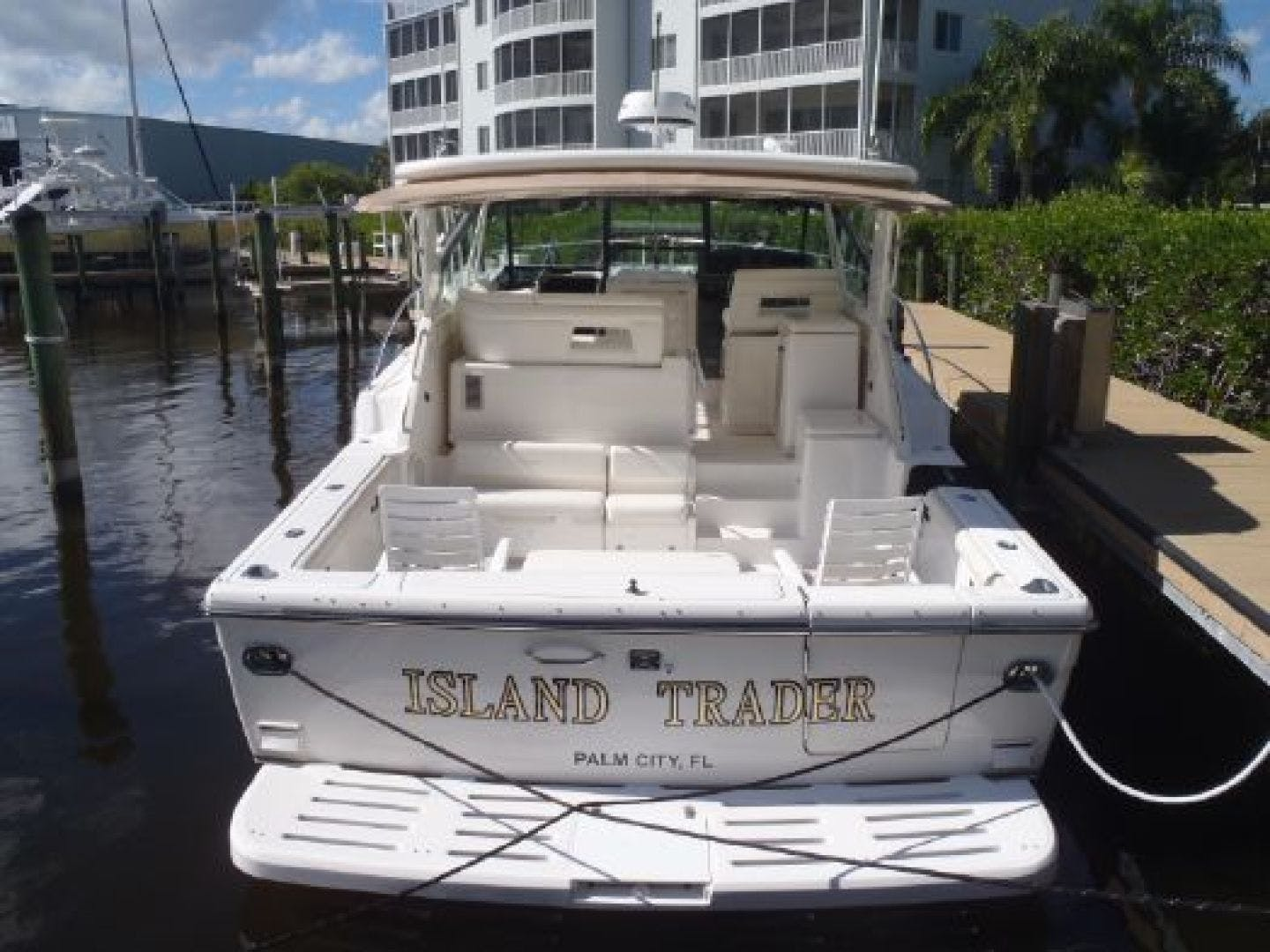 2002 Tiara Yachts 41' 41 Open Island Trader | Picture 4 of 41