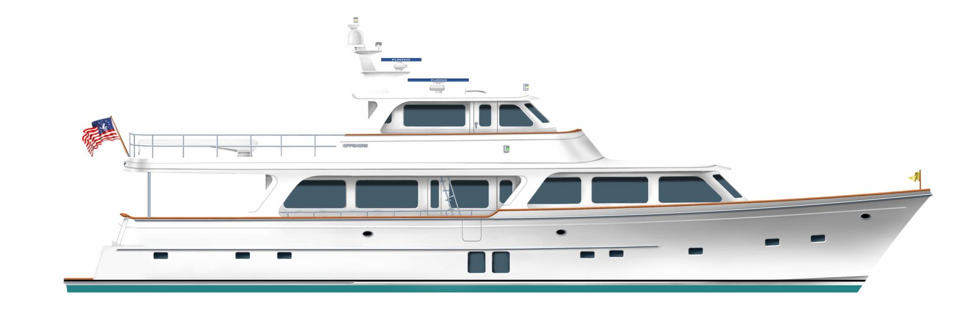 85' Offshore Yachts 2020 Motoryacht