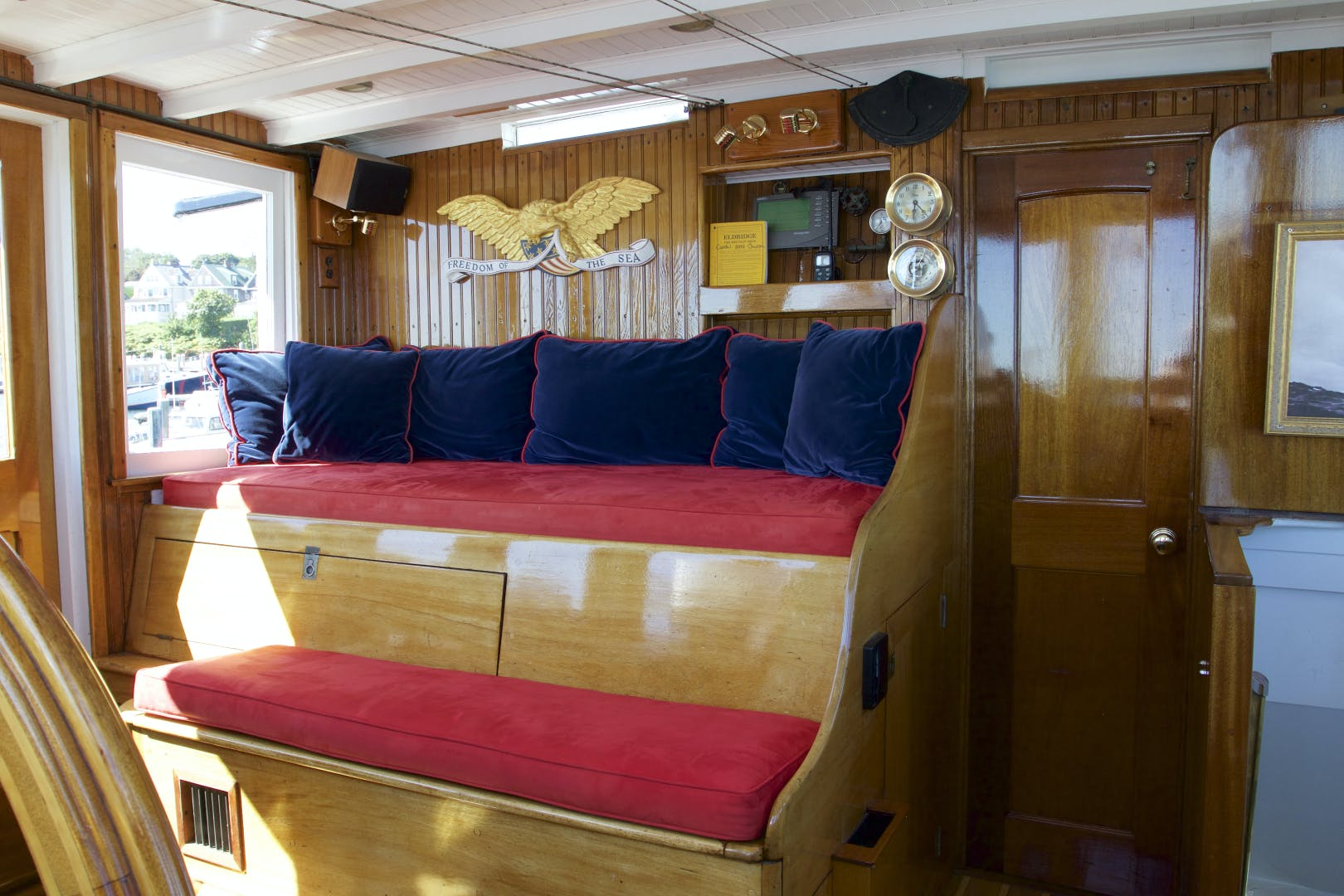 1928 Chesapeake 72' Chesapeake Buy Boat COASTAL QUEEN | Picture 5 of 21