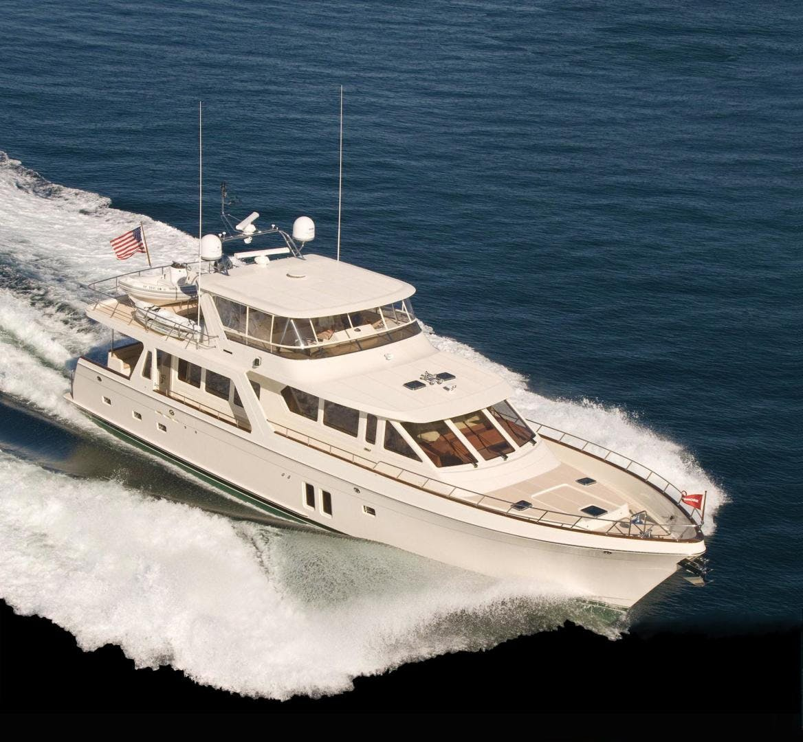 2020 Offshore Yachts 76' 76/80 Motoryacht    Picture 3 of 10