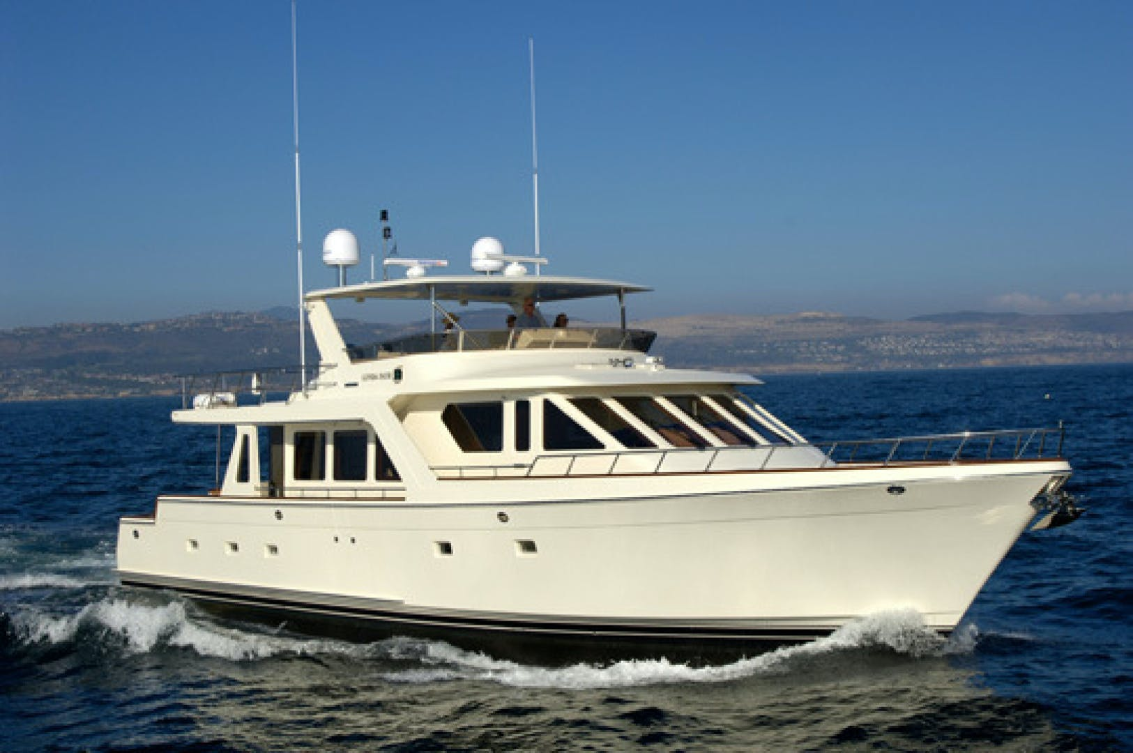 2020 Offshore Yachts 66' 66/72 Pilothouse  | Picture 3 of 10