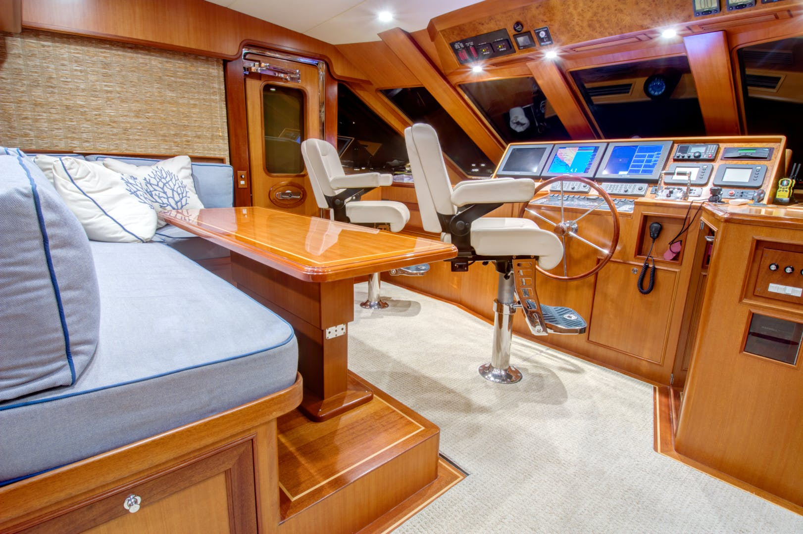 2020 Offshore Yachts 66' 66/72 Pilothouse  | Picture 7 of 10