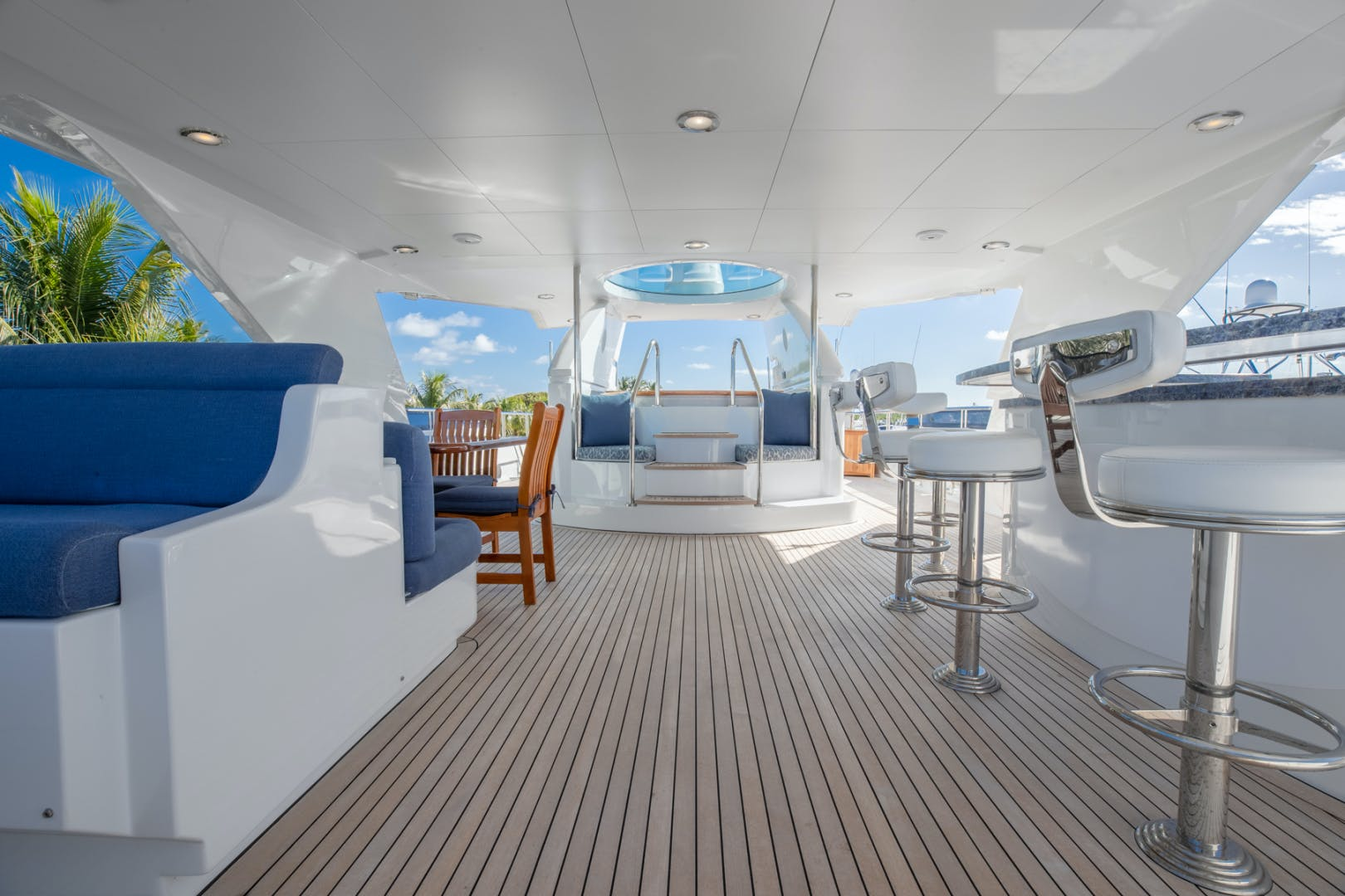 2004 Richmond Yachts 138' 138 Tri-Deck TCB | Picture 5 of 60