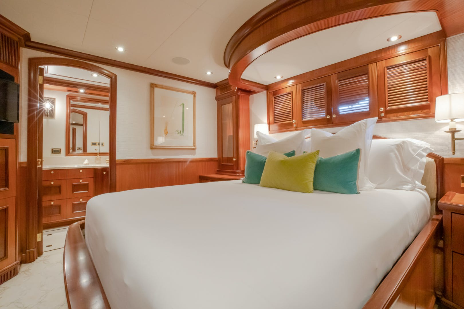 2004 Richmond Yachts 138' 138 Tri-Deck TCB | Picture 3 of 60