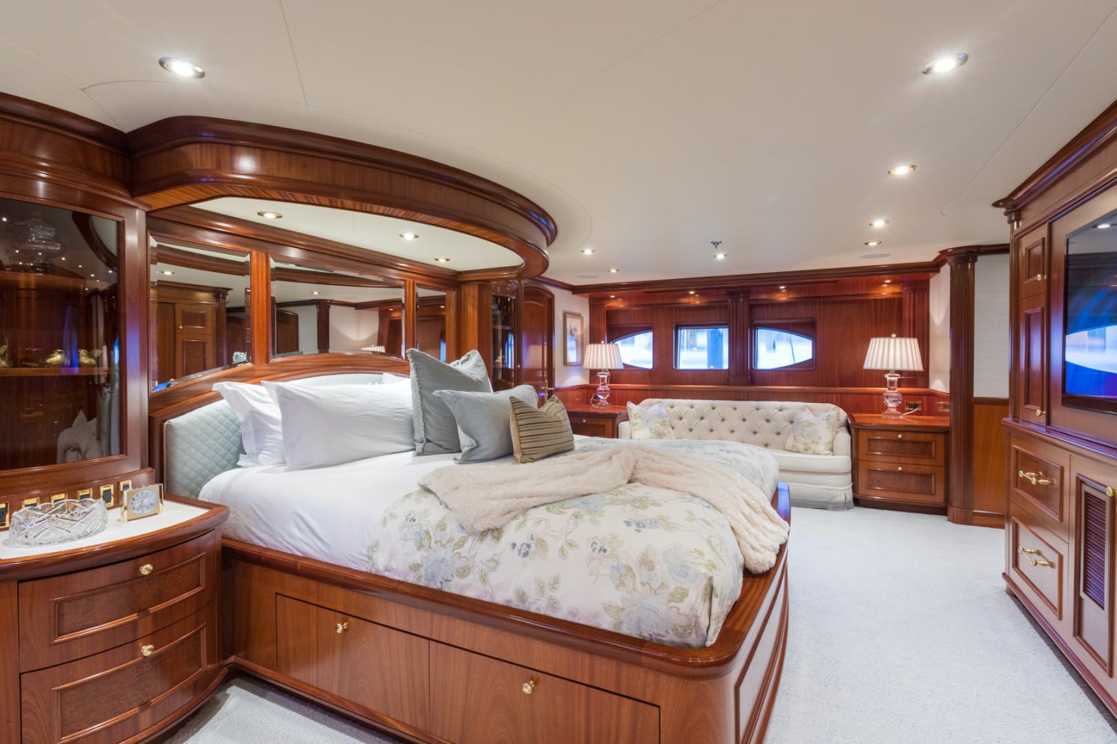 2004 Richmond Yachts 138' 138 Tri-Deck TCB | Picture 1 of 60